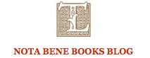 Nota Bene Books Blog